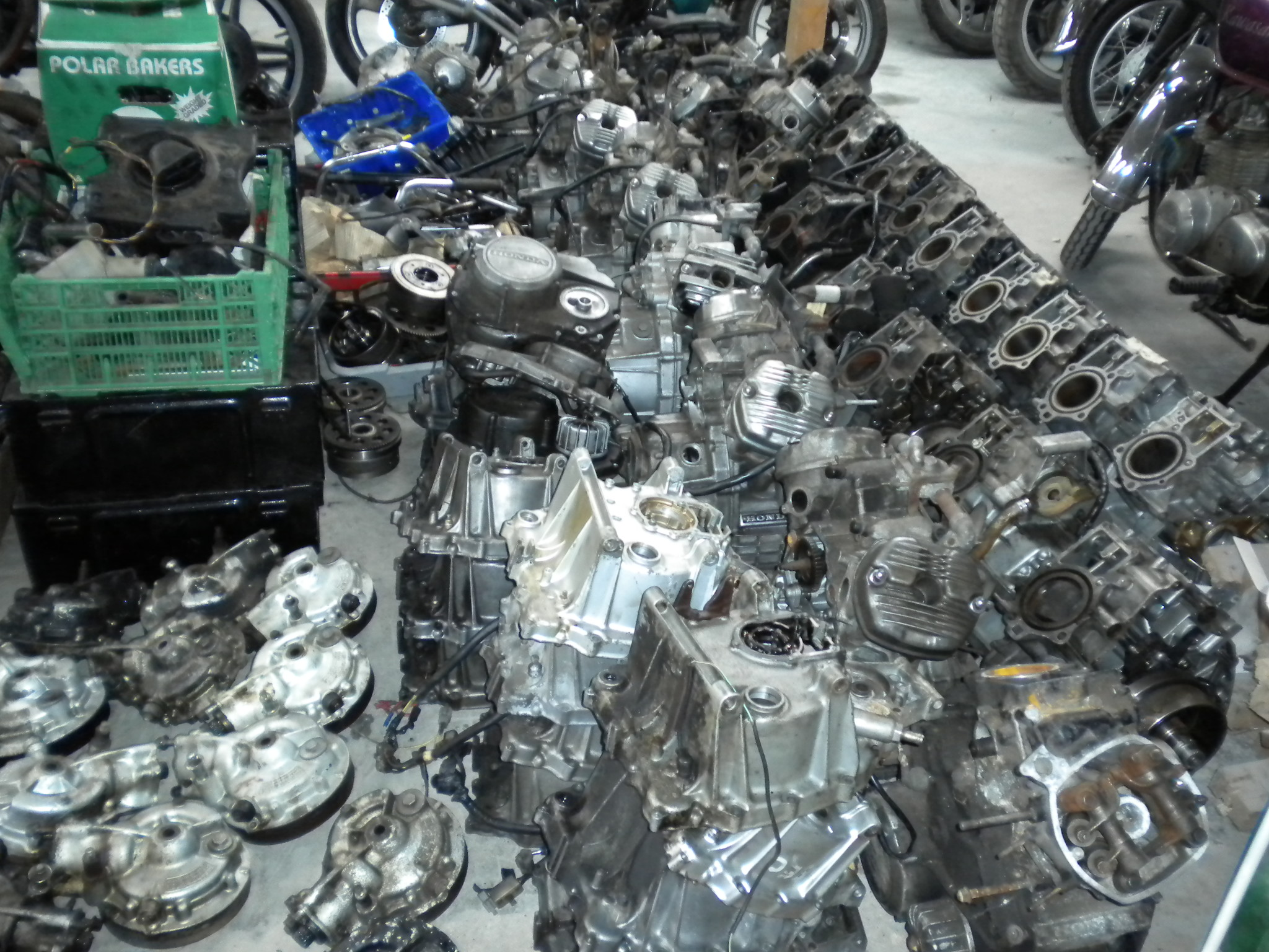 Motorcycle Spares And Repairs